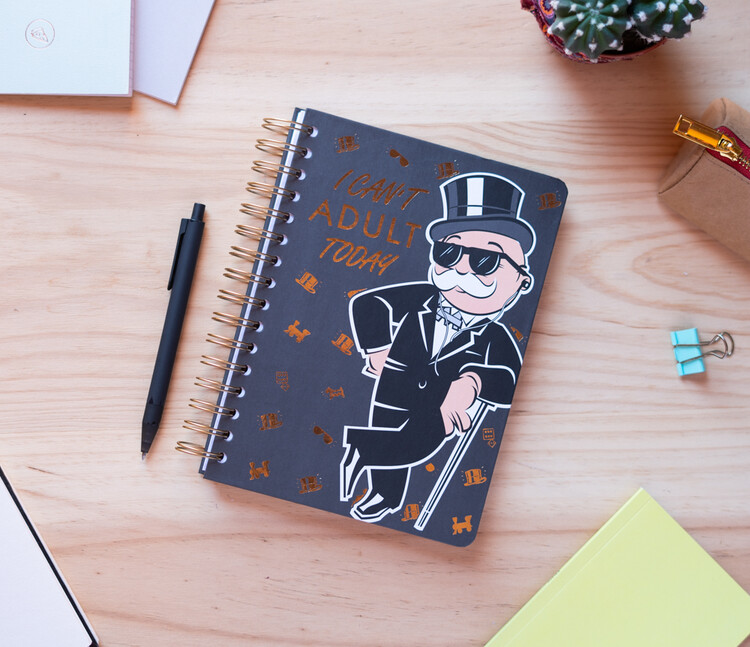 Notebook Monopoly