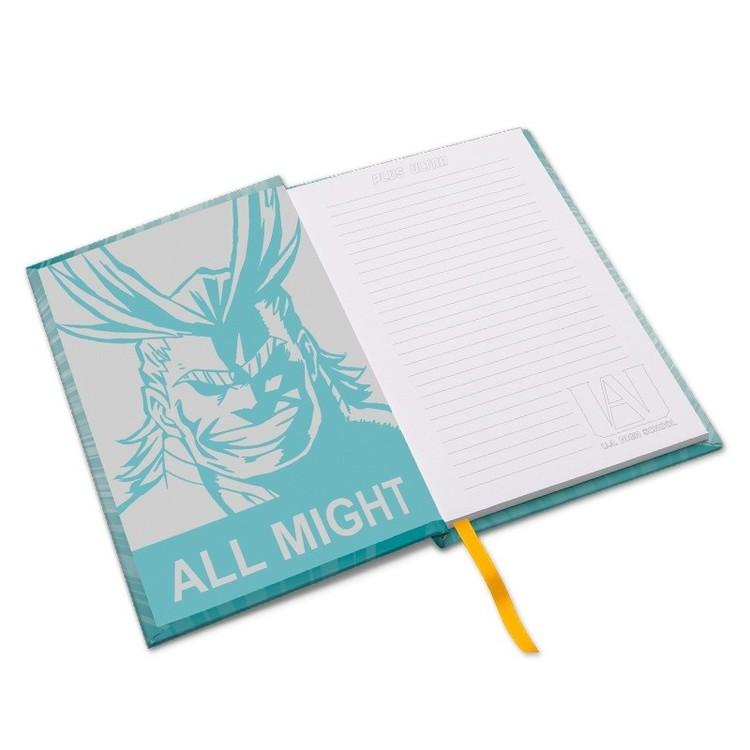 Notebook My Hero Academia - Heroes
