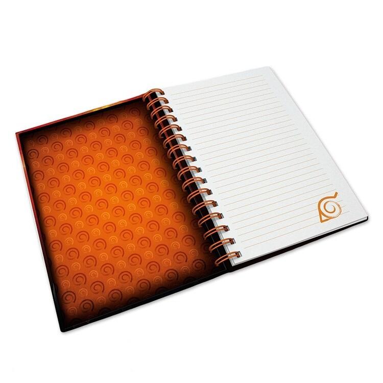Notebook Naruto Shippuden - Kohona group