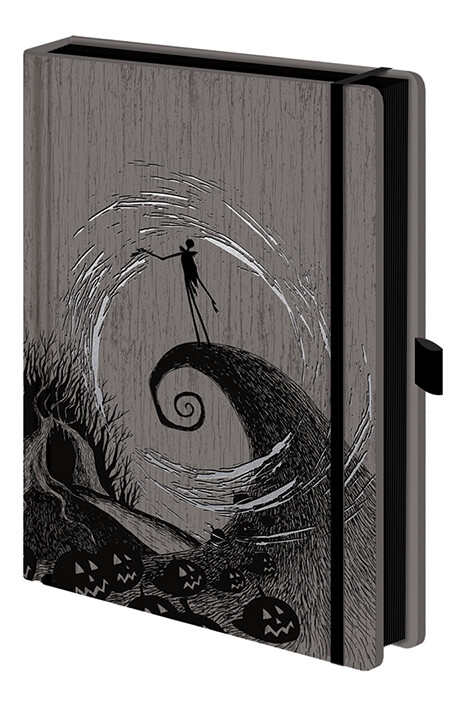 Notebook Nightmare Before Christmas - Moonlight Madness