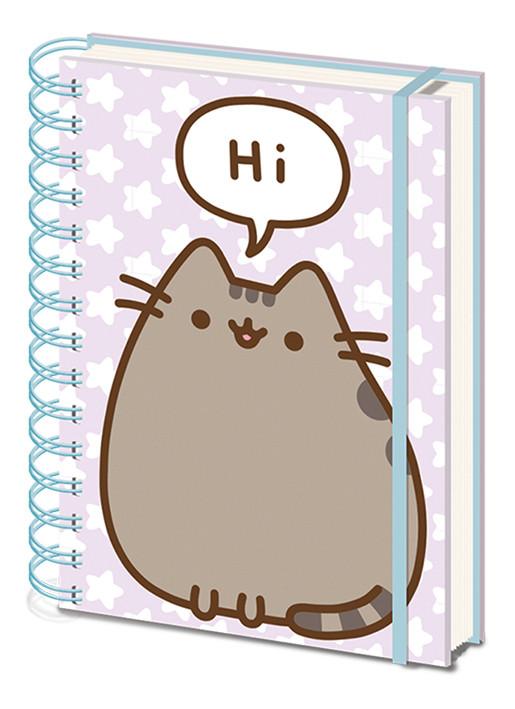 Pusheen - Pusheen Says Hi Notebook
