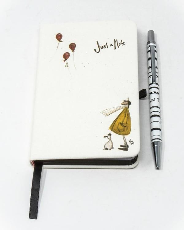 Notebook Sam Toft - Just A Note