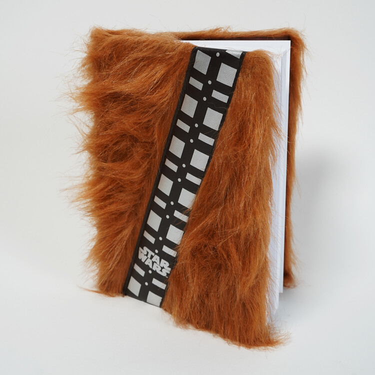 Star Wars - Chewbacca Fur Premium A5 Notebook