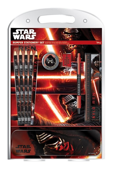 Star Wars Ep7 - Bumper Stationery Set Notebook