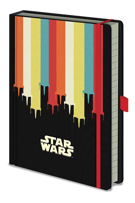 Notebook Star Wars - Nostalgia