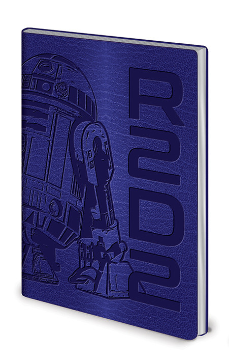 Star Wars - R2-D2 Notebook