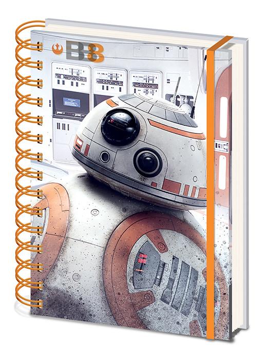 Star Wars The Last Jedi - BB-8 Notebook