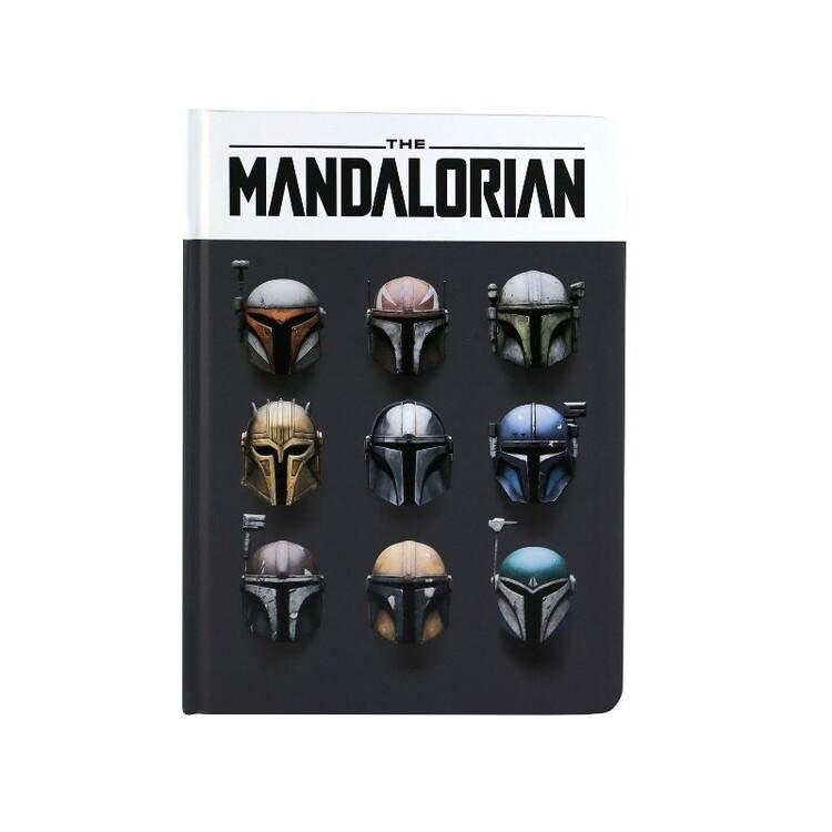 Notebook Star Wars: The Mandalorian