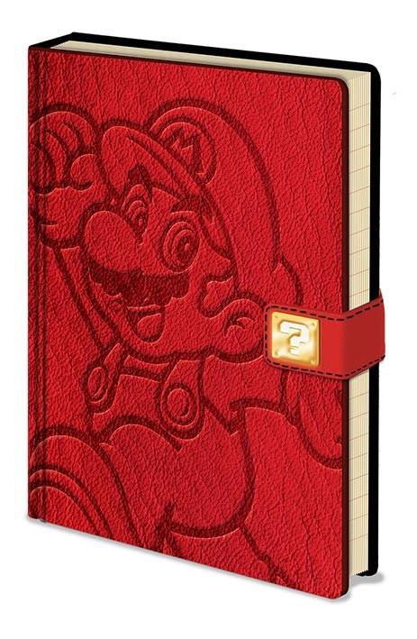 Notebook Super Mario - Jump Premium