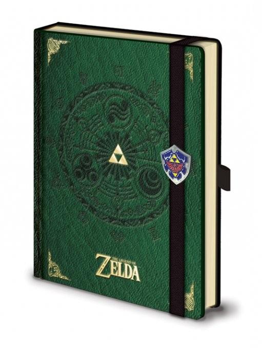 Notebook The Legend Of Zelda - Premium A5