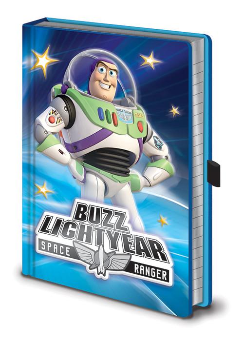 Notebook Toy Story - Buzz Box