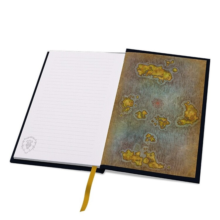 Notebook World of Warcraft - Alliance