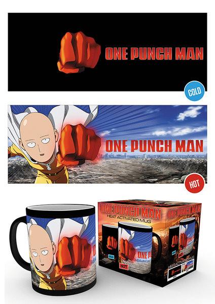 Mug One Punch Man - Saitama