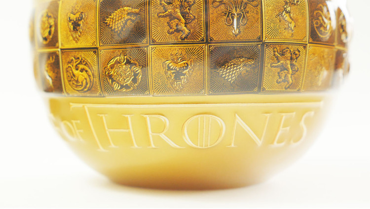 Bowl Game of Thrones - Galaxic Glaze Sigils