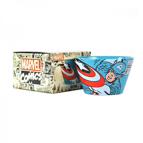 Bowl Marvel - Captain America