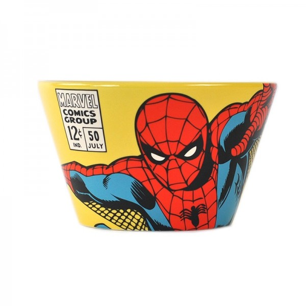 Bowl Marvel - Spider-Man