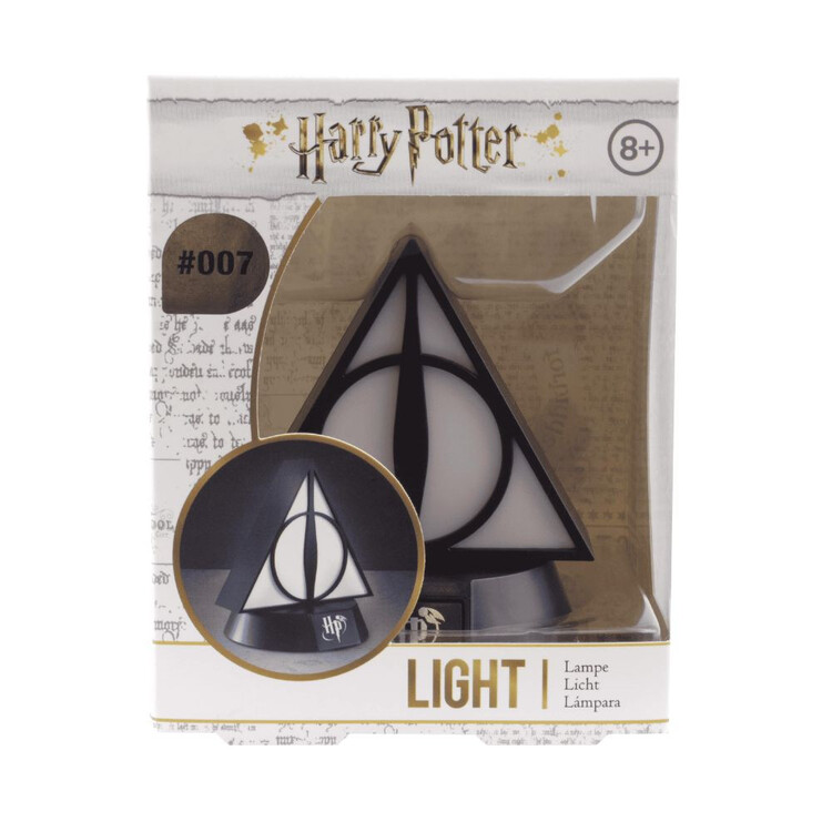 Glowing figurine Harry Potter - Deathly Hallows