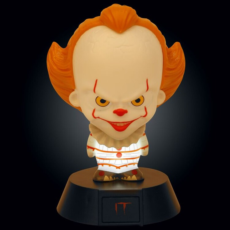 Glowing figurine IT - Pennywise
