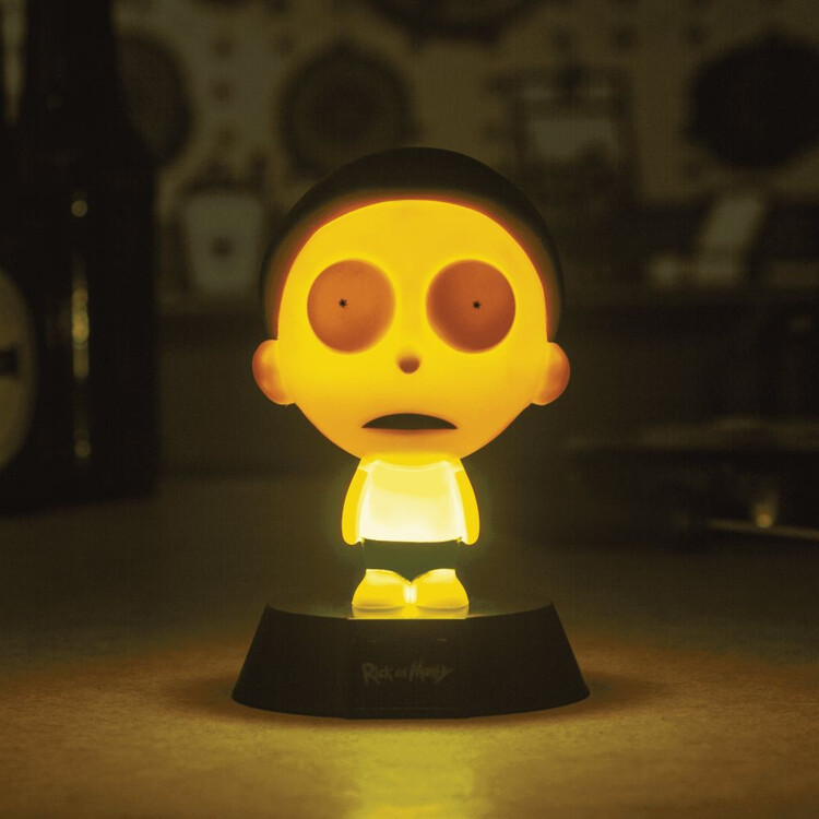 Glowing figurine Rick & Morty - Morty