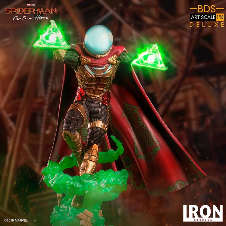 Figurine Spiderman: Far From Home - Mysterio