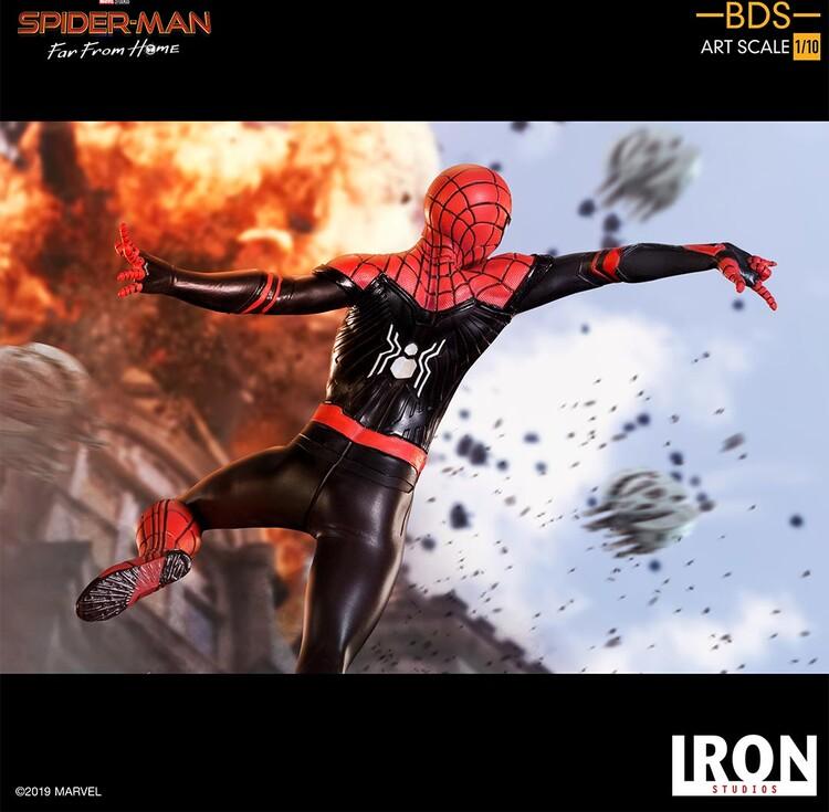 Figurine Spiderman: Far From Home - Spider-man