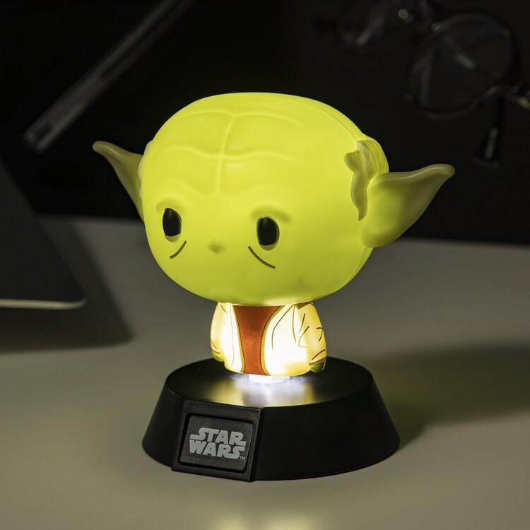 Glowing figurine Star Wars - Yoda