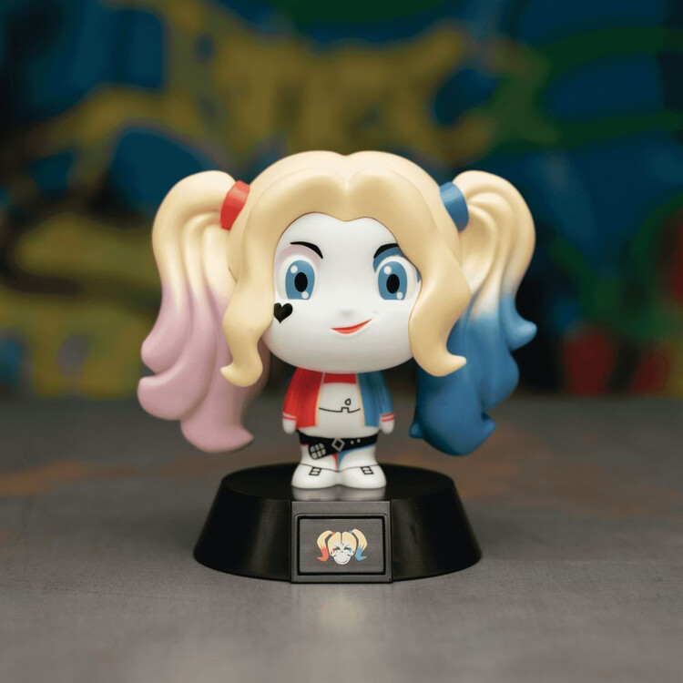 Glowing figurine Suicide Squad - Harley Quinn