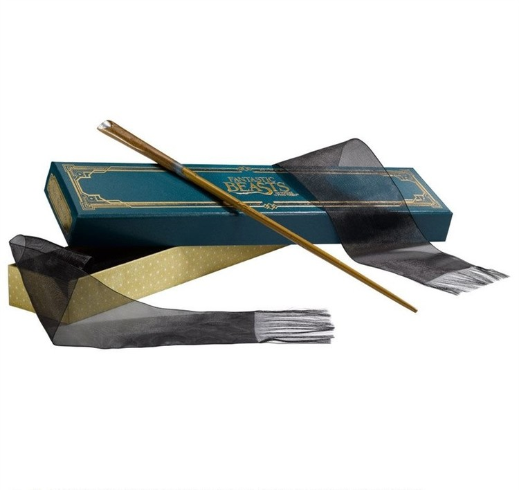 Wand Fantastic Beasts: The Crimes Of Grindelwald - Newt Scamander