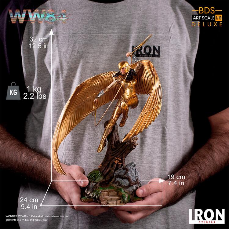 Figurine WW84 - Wonder Woman (Deluxe)