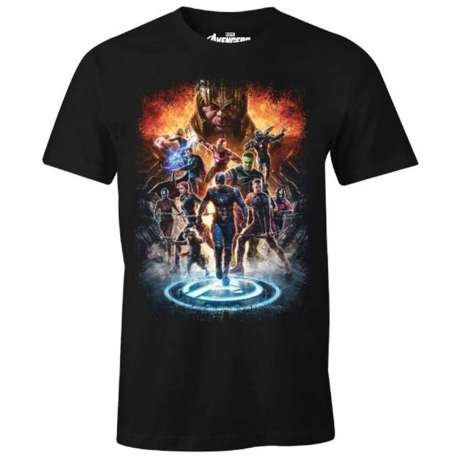 Paita Avengers - Endgame