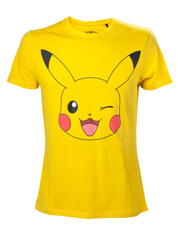 Paita Pokemon - Pikachu