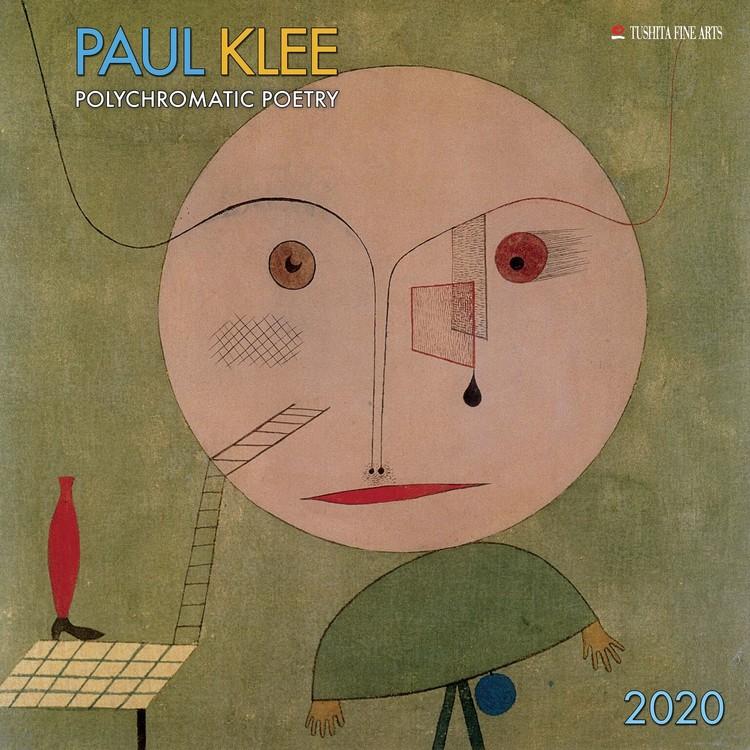 Calendar 2021 Paul Klee - Polychromatic Poetry