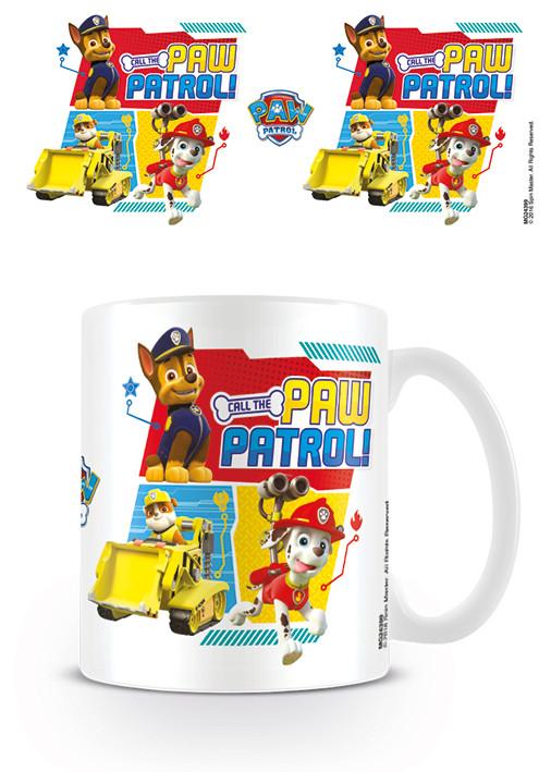 Mug Paw Patrol - Call