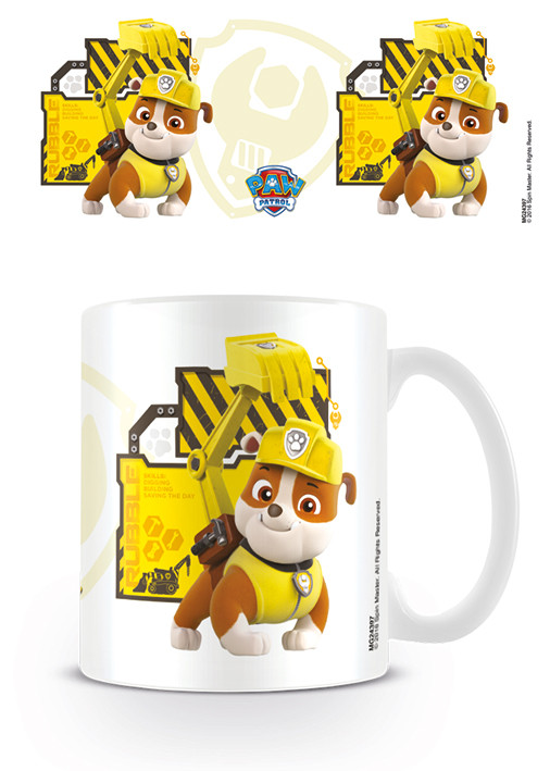 Mug Paw Patrol - Rubble