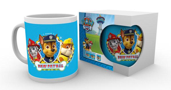 Cup Paw Patrol - Trio