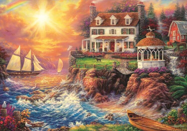 Puzzle Peaceful Haven