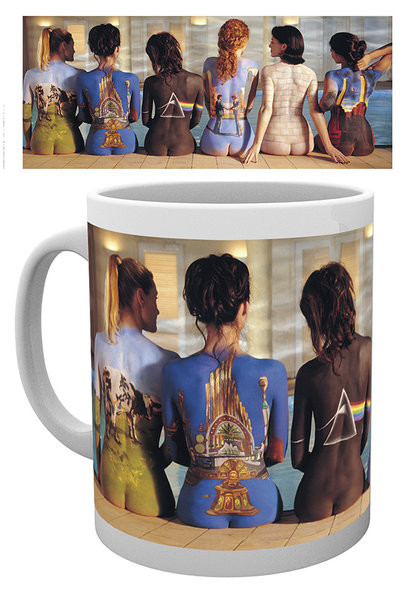 Mug Pink Floyd - Back catalogue