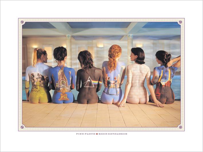 Pink Floyd  Reproduction d'art