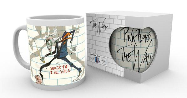 Mug Pink Floyd: The Wall - Back To The Wall
