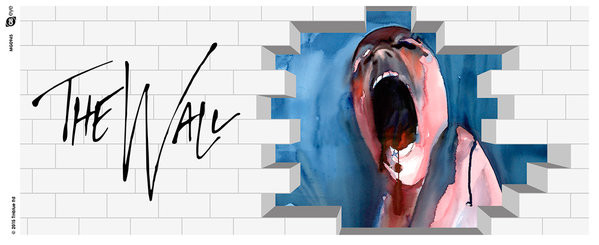Cup Pink Floyd: The Wall - Scream
