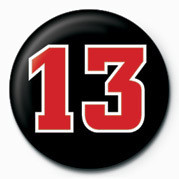 Pins 13 NUMBER