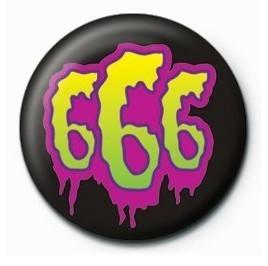 Pins 666 SLIME