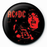 Pins AC/DC - Red Angus