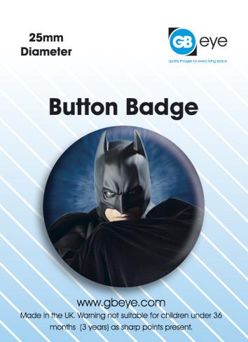 Pins Batman - cape
