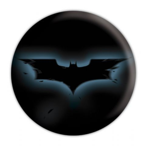 Pins BATMAN - logo
