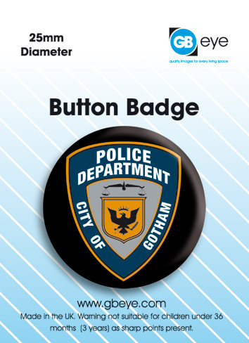 Pins BATMAN POLICE