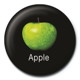 Pins BEATLES - apple corps
