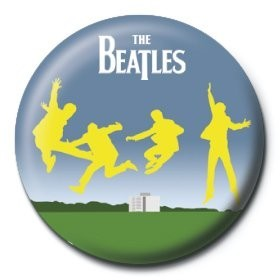 Pins BEATLES - jump