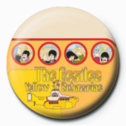 Pins BEATLES (PORTHOLES)