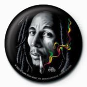 Pins BOB MARLEY - smoke